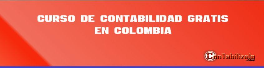 Curso de contabilidad gratis en Colombia