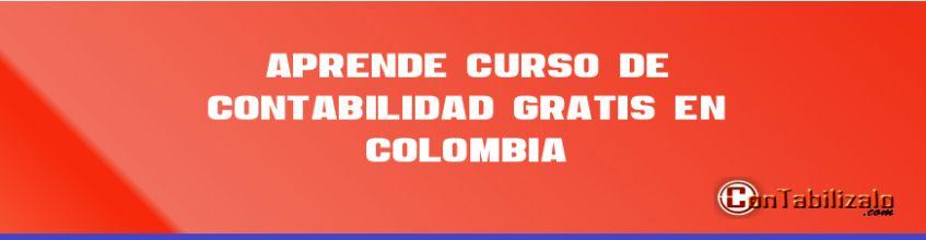 Aprende. Curso de Contabilidad Gratis en Colombia.